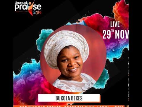 BUKOLA & DAMILOLA BEKES LIVE @ UNUSUAL PRAISE UNTO GOD