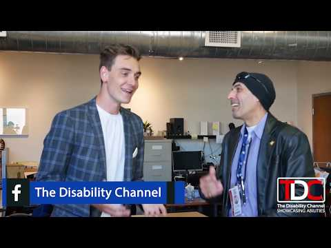 , TDC – The Disability Channel interviews Shop Local Perks Franchise 'Hamilton' Owner Cody Chambers, Wheelchair Accessible Homes