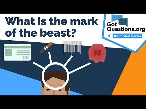What is the mark of the beast?