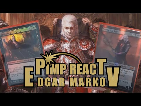 Markov JAPA by Markovis   Pimp React #4