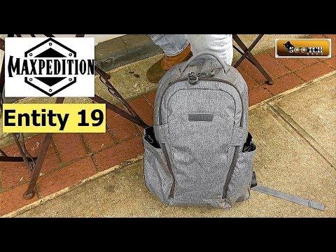 Maxpedition Entity 19 Gray Man Option