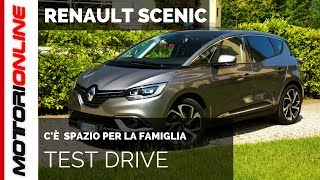 Renault Scenic 2017 | Test drive