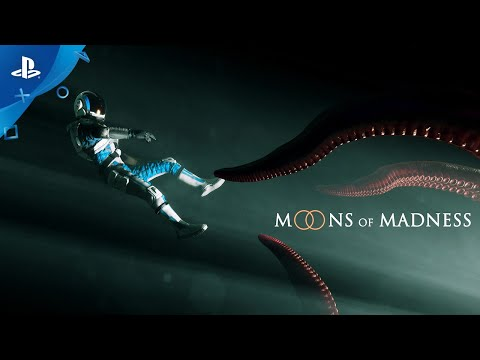 Moons of Madness - Launch Trailer | PS4