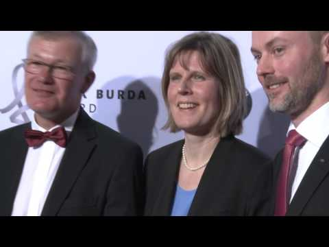 AUDI AG - Preisträger des Felix Burda Award 2016