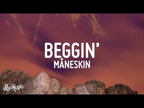 Måneskin – Beggin' (Lyrics/Testo)