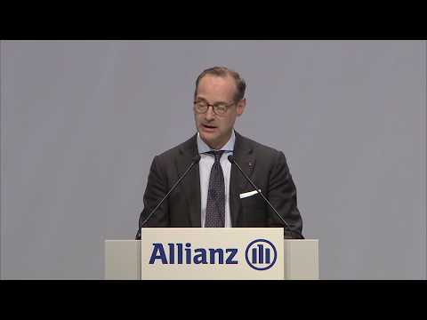 Annual General Meeting (AGM) of Allianz SE 2018