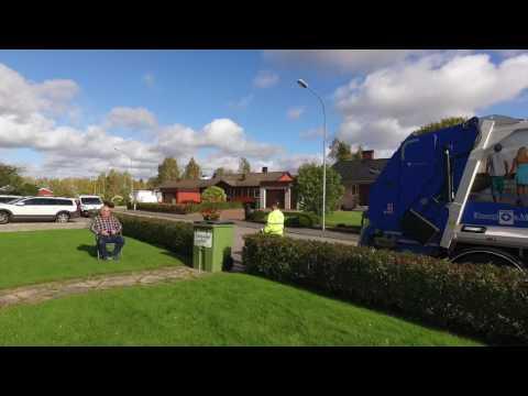 Karlskoga Energi & Miljö trädgårdsavfallstjänst