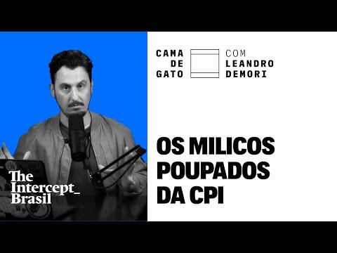Leandro Demori: Quem são os militares que escaparam do relatório da CPI | CORTES CAMA DE GATO