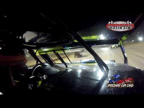#32N Mark Norris - IMCA Mod - 7-3-2021 Springfield Raceway - In Car Camera - dirt track racing video image
