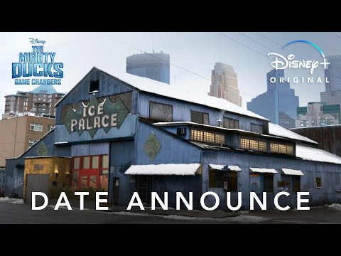 Date Announce   The Mighty Ducks: Game Changers   Disney+