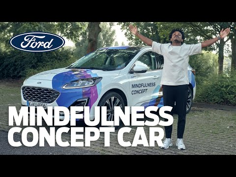The Ford Mindfulness Concept Car
