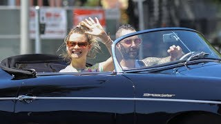 Adam Levine And Behati Prinsloo Have EXPENSIVE TASTE! Check Out Their 1958 Porsche 356A