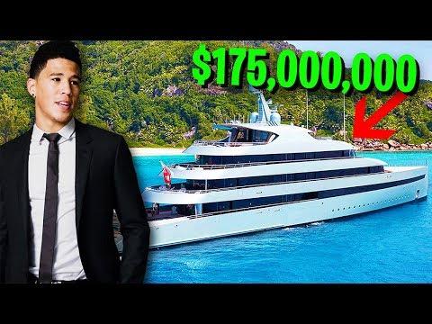 Inside The Billionaire Lifestyle of Devin Booker