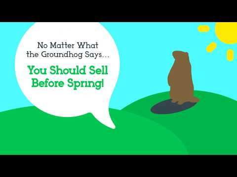 No Matter What the Groundhog Says... You Should Sell Before Spring! | Teresa Ryan | Ryan Hill Group