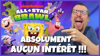 vidéo test Nickelodeon All-Star Brawl par Bibi300