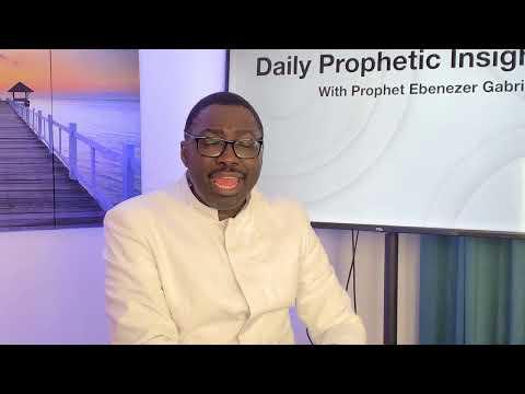 Prophetic Insight  Jun 21st, 2021