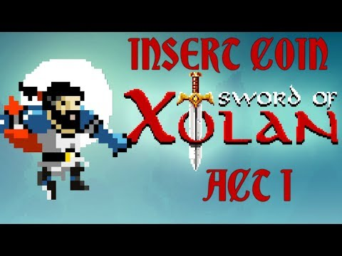 Old School: Sword of Xolan (2015) - Android