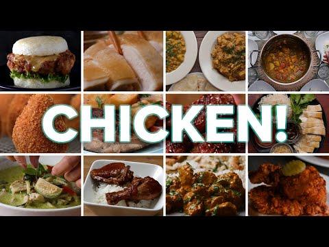 Brilliant Chicken Dishes From Around The World ? Tasty