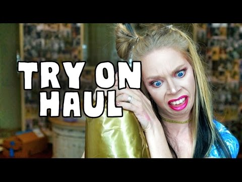BLACK MILK CLOTHING- TRY ON HAUL