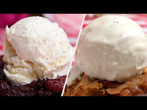 6 Ways to Make Fruit Cobblers  ? Tasty Recipes