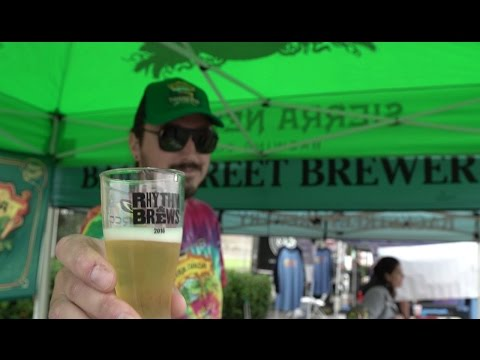 Rhythm & Brews Music and Craft Beer Festival