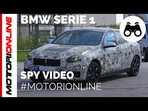 BMW 1 Series 2019   Spy video (August 2017)