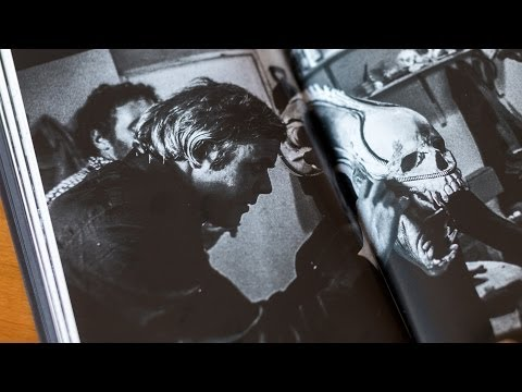 Show and Tell: H.R. Giger's Alien Diaries - UCiDJtJKMICpb9B1qf7qjEOA