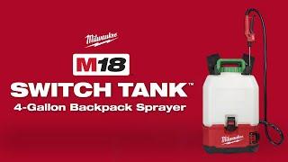 Akutoitel survepihusti Milwaukee M18 BPFPH-0 - aku ja laadijata
