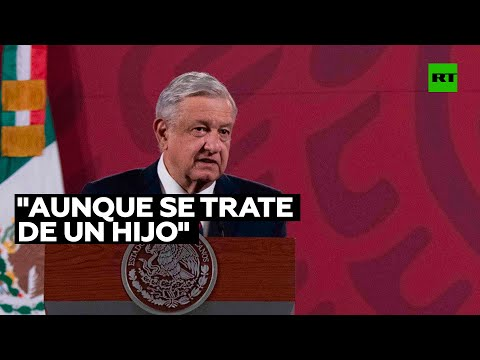 López Obrador pide investigar a su prima por presuntos contratos irregulares otorgados por Pemex