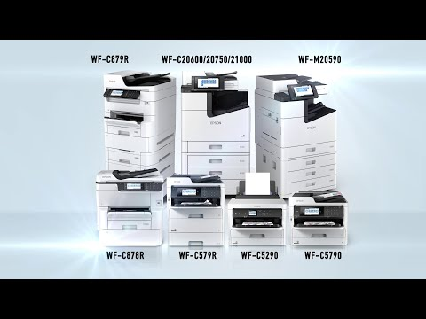 Epson Business Inkjet Printers - This is the Future