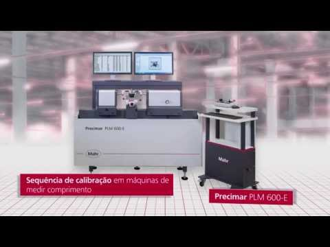 Precimar  FI  PLM 600 E  calibration sequence  PT