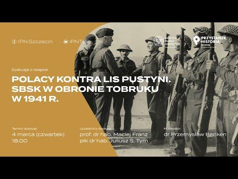POLACY kontra LIS PUSTYNI. Samodzielna Brygada Strzelców Karpackich w obronie Tobruku [DYSKUSJA]
