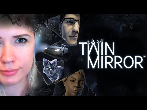 TWIN MIRROR but i impersonate Max Payne