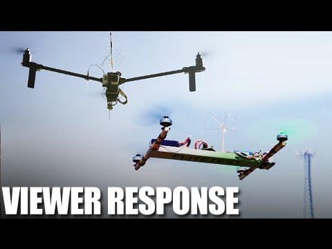 Flite Test - Tricopter vs Quadcopter - Viewer Response - UC9zTuyWffK9ckEz1216noAw