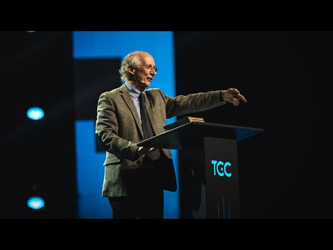 The Golden Stitches of Sovereignty: What Holds Our Gospel Together — John Piper