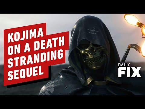 Kojima Speculates On A Death Stranding Sequel - IGN Daily Fix - UCKy1dAqELo0zrOtPkf0eTMw