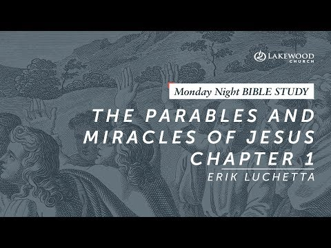 Erik Luchetta - The Parables and Miracles of Jesus (2019)