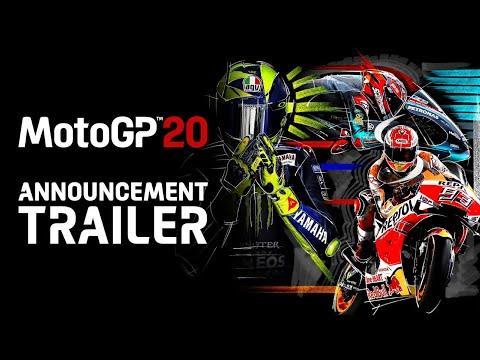 MotoGP?20 - Announcement Trailer