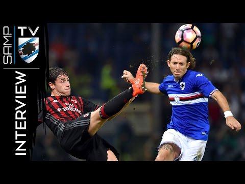 Sampdoria-Milan, Barreto: «Consapevoli della nostra forza»