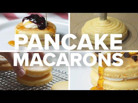 Pancake Macarons ? Tasty Recipes