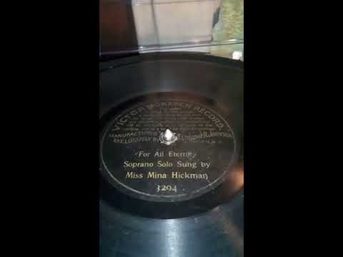 One frickin' hell of an amazing journey for a record... A globe trotting recording from 1901!!