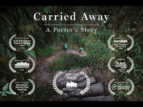 Carried Away: Inca Trail Porter Project