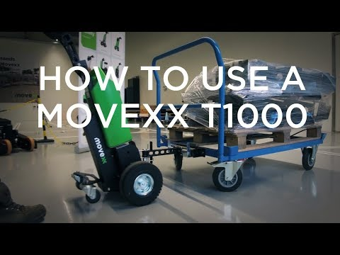How to use a Movexx T1000