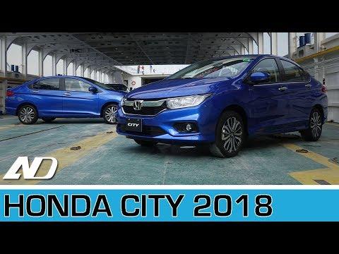 "Honda City 2018 - ¿Qué cambió"""