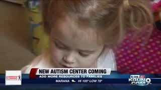 New Autism Therapy Center coming to Tucson