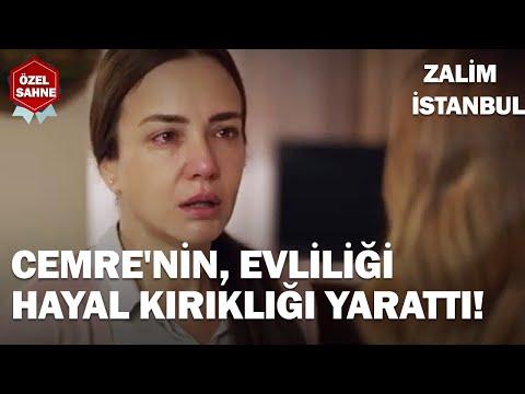 Cemre'nin, Cenk ile Evliliği Hayal Kırıklığı Yarattı! - Zalim İstanbul Özel Klip