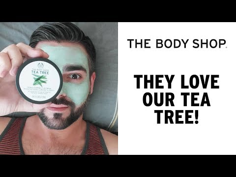 The Benefits of Tea Tree Skincare: An Influencer Review - The Body Shop