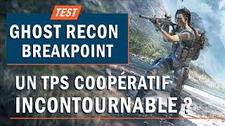 Vidéo-Test : GHOST RECON BREAKPOINT : Un TPS coopératif incontournable ? | TEST
