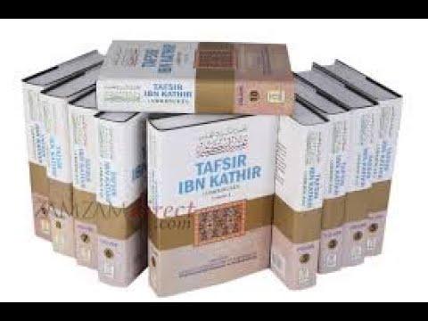 Part 8, Tafseer Ibn Kathir Audiobook, Al Fathiha (Verses 6 & 7)
