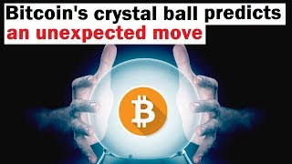 Bitcoin's Crystal Ball Predicts an Unexpected Move